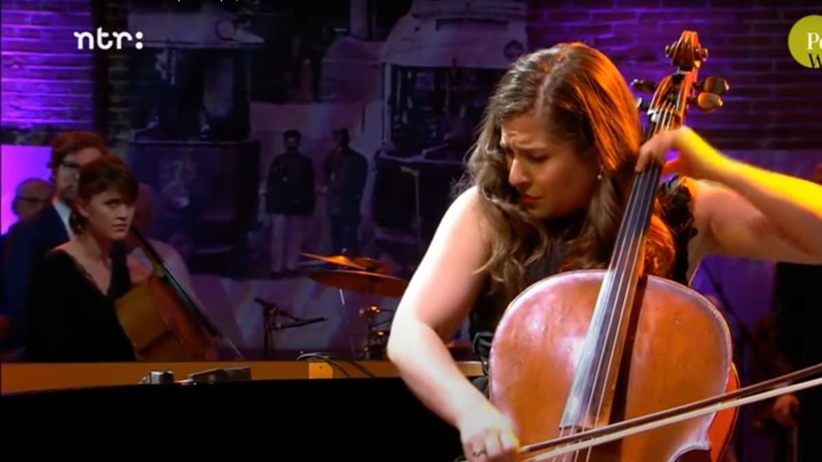 Artwork representing Alisa Weilerstein en Yoram Ish-Hurwitz spelen Chopin | Podium Witteman