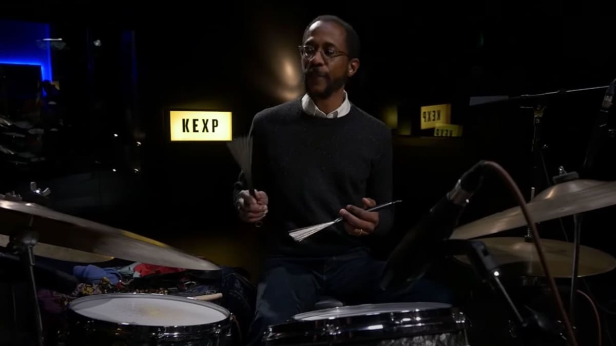 Artwork representing Brian Blade & The Fellowship Band - Stoner Hill (Live on KEXP)