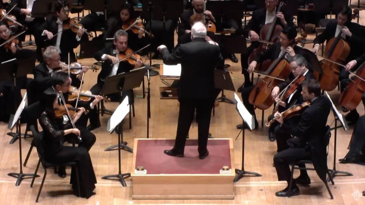 "Artwork representing KRISTIN KUSTER ""Dune Acres"" World Premiere – Leonard Slatkin, conductor"