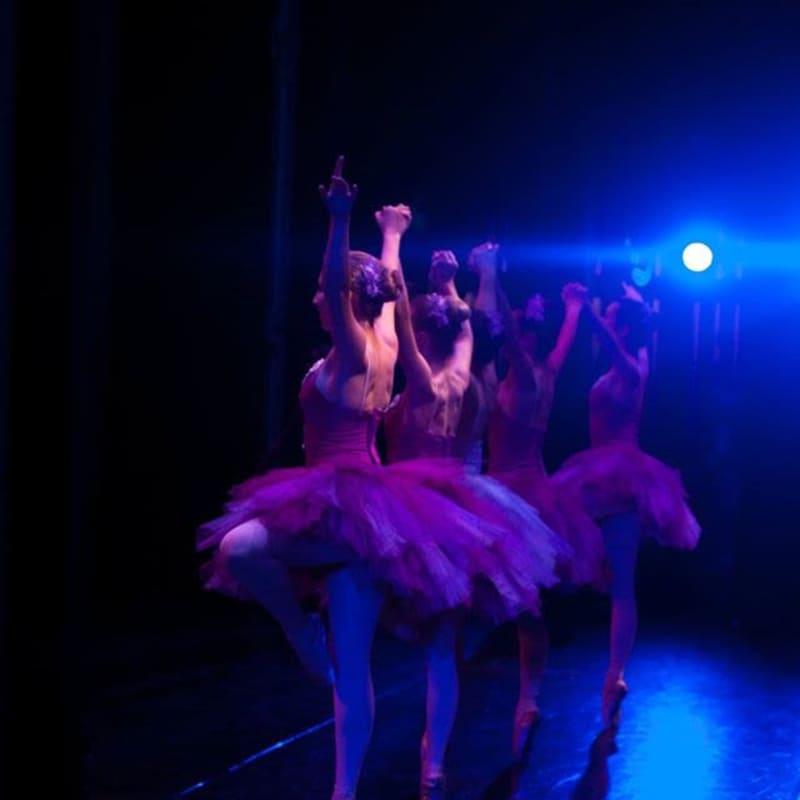 Artwork for Ballet Americana