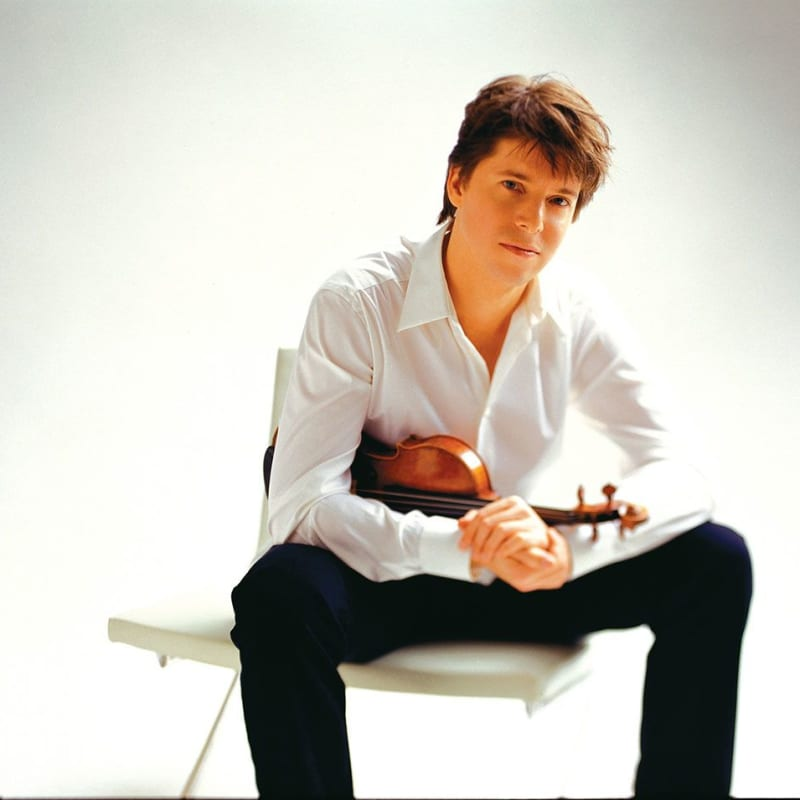 Artwork for Joshua Bell