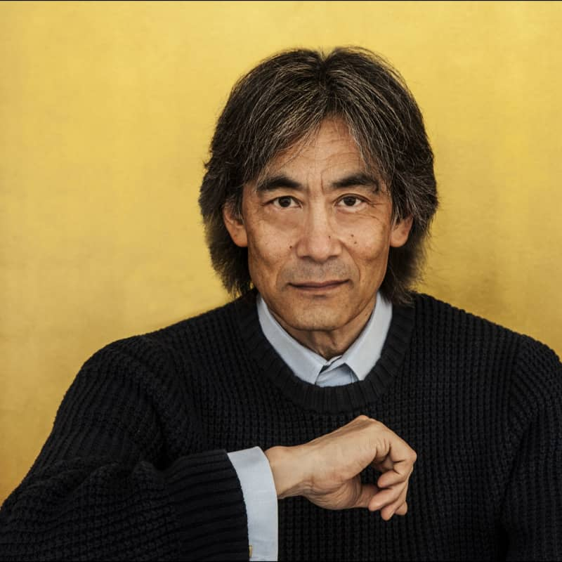 Artwork for Kent Nagano
