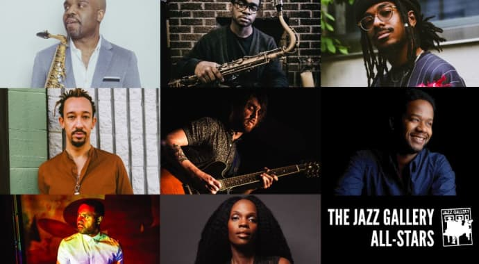 Artwork for The Jazz Gallery All-Stars