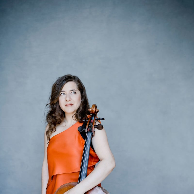 Artwork for Alisa Weilerstein