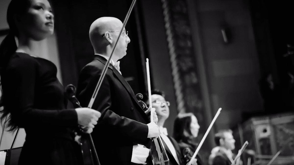 Artwork representing Orchestra Hall: A Centennial Celebration