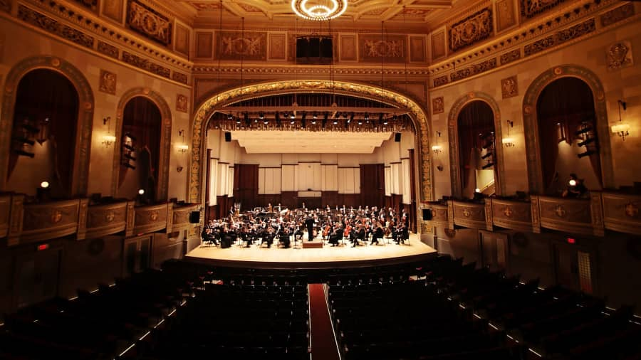 Artwork for Orchestra Hall