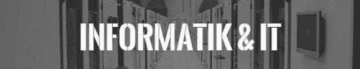 Banner für IT und Informatik