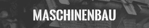 Banner für Maschinenbau