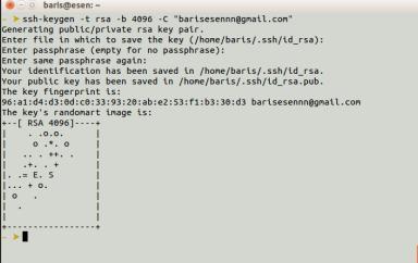 github ssh key passphrase