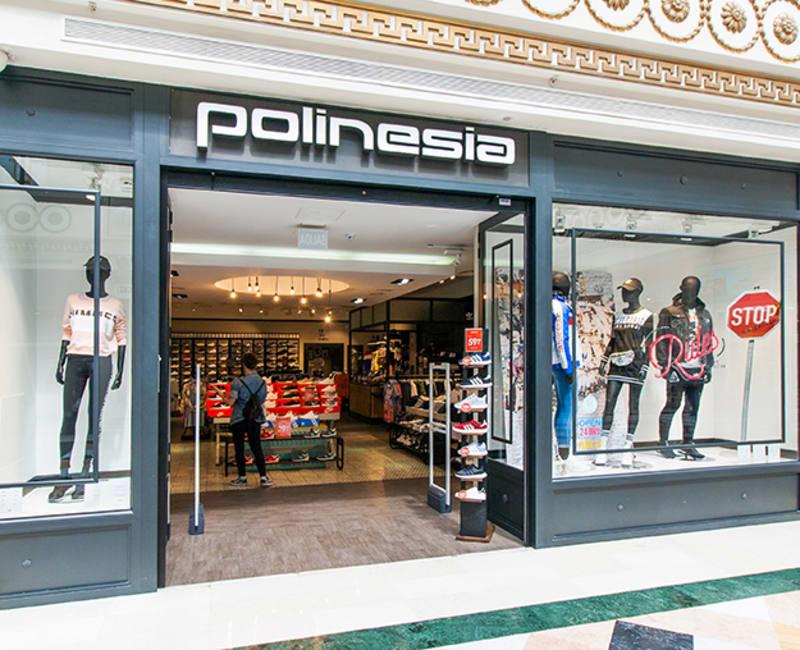 Zapatillas Polinesia Marcas Mujer