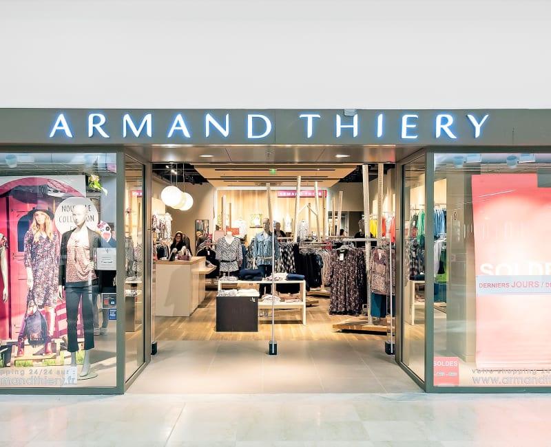 c8283e0f8780f2 Armand Thiery Femme | Centre Commercial | Saint-Genis 2