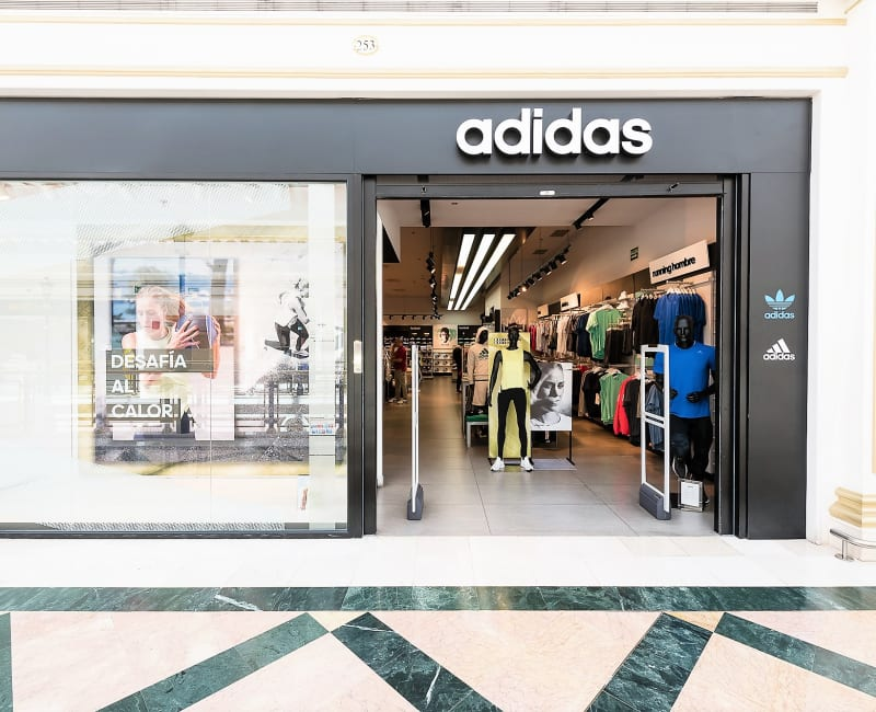 tengo hambre Arrestar Oblicuo  Adidas | Gran Plaza 2