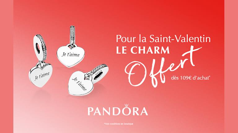 OFFRE Saint-Valentin – Pandora   Centre Commercial   Saint-Genis 2