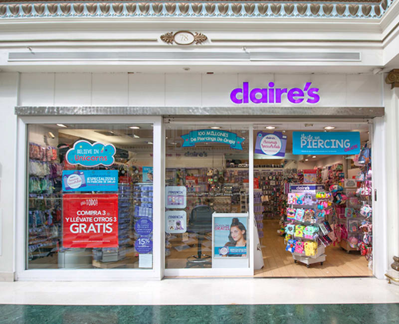 Claires Plaza Norte 2