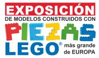 EXPOSICIÓN PIEZAS DE LEGO