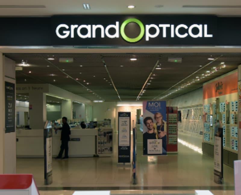 GrandOptical   Centre Commercial Régional Evry2 1fb8a41ed0cf