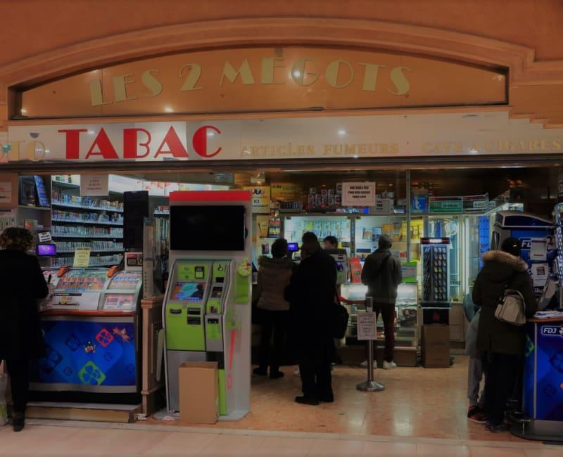 Les  Megots Tabac