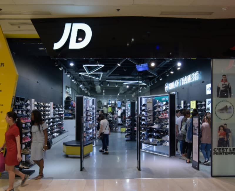 Régional Commercial Centre Sports Jd Evry2 O4wTWfq