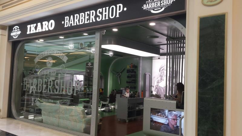 Ikaro barber shop gran plaza 2 - Cc gran plaza 2 majadahonda ...