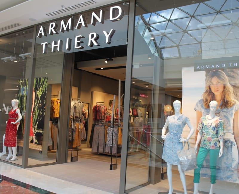 f432b5a226a9b4 Armand Thiery Femme | Centre Commercial Régional Evry2