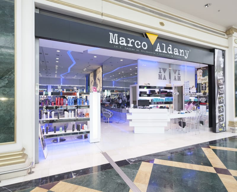 Marco Aldany | Gran Plaza 2