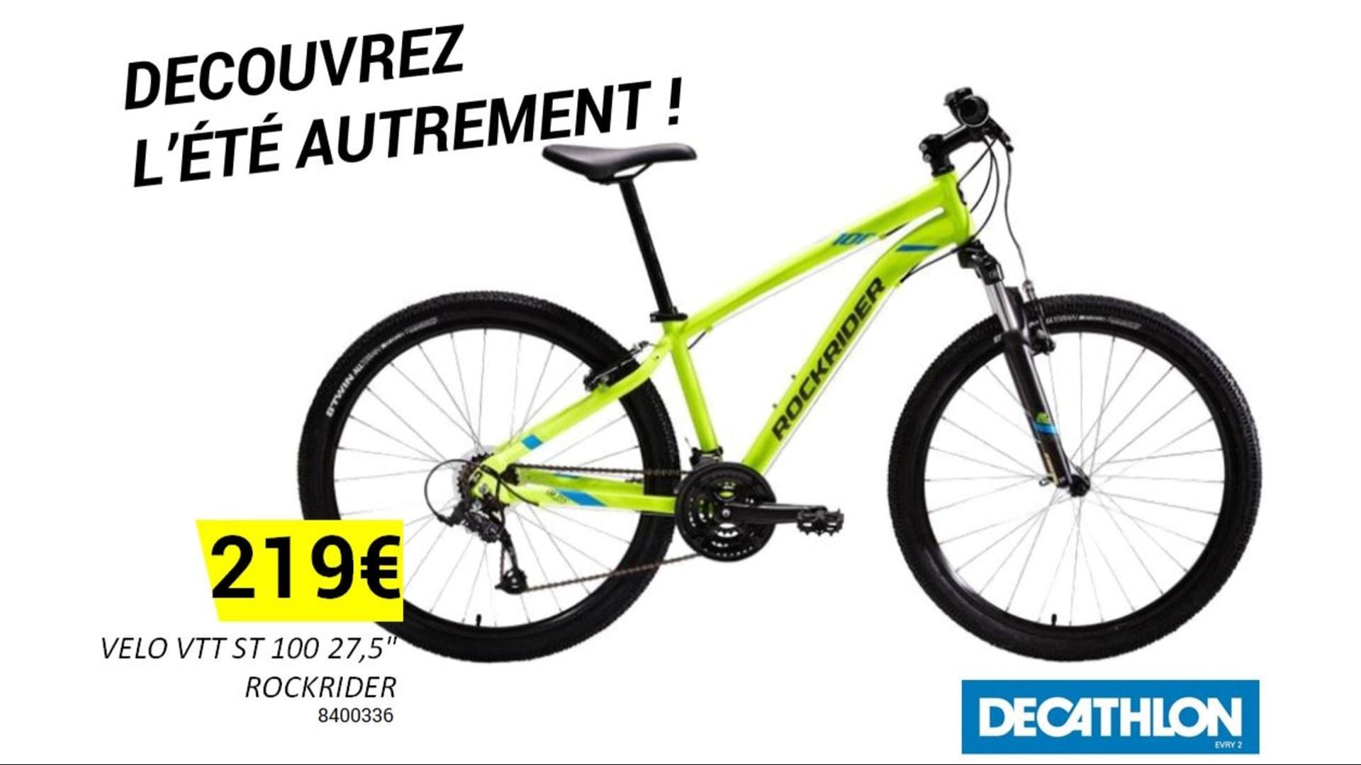 b51c705635 Décathlon | Centre Commercial Régional Evry2