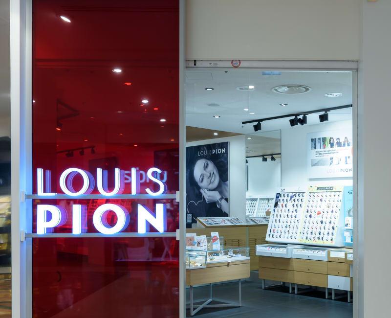 Louis Pion   Centre Commercial Régional Evry2