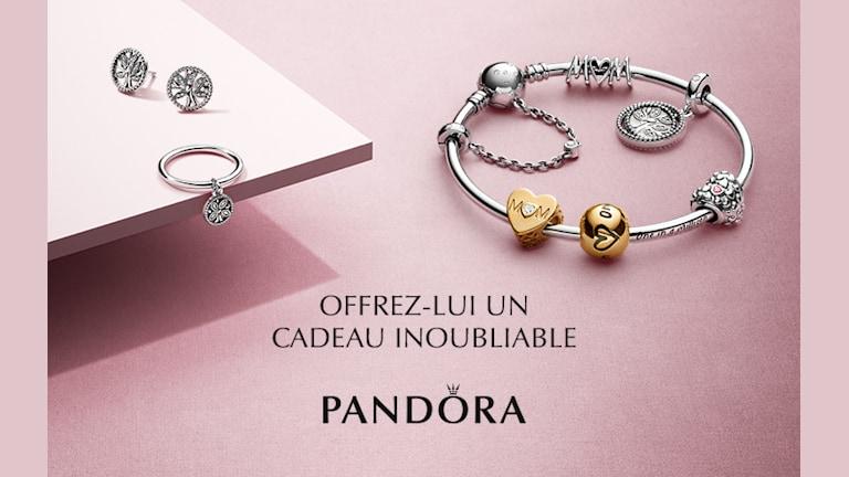 bracelet pandora fete des meres 2019