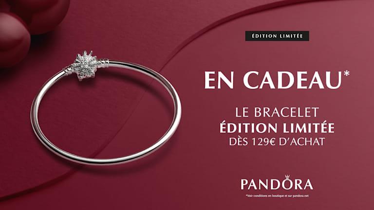 Le bracelet édition limitée offert dès 129€ d'achat | Centre ...
