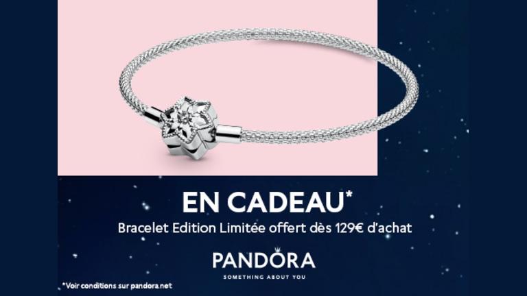 Le bracelet édition limitée offert dès 129€ d'achat* | Centre ...