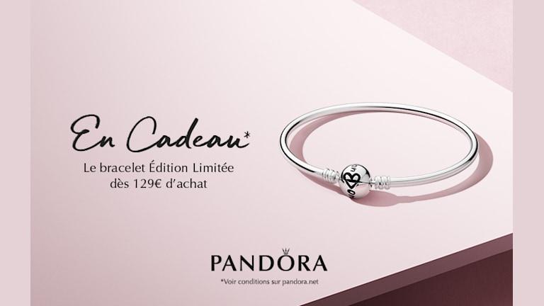 Bracelet édition limitée offert dès 129€ d'achat* ». | Centre ...