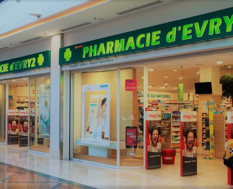 la grande pharmacie d 39 evry 2 centre commercial r gional evry2. Black Bedroom Furniture Sets. Home Design Ideas
