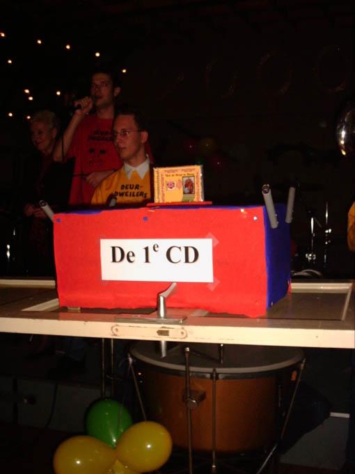 """CD Presentatie """"Met de Deur in Huus"""""""