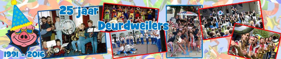Deurdweilers 25 jaar!