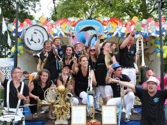 We zijn nederlands kampioen!!