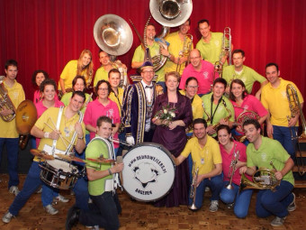 Ronald Dikker nieuwe Prins Carnaval