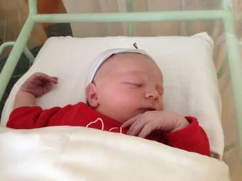 Feike Smits geboren