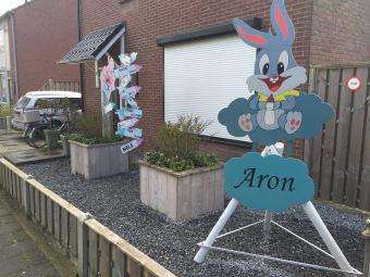 Welkom Aron!