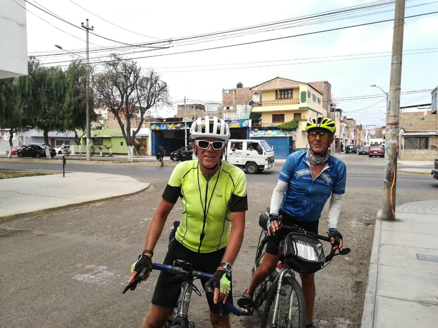 South American Epic | Cross-continent South America bike