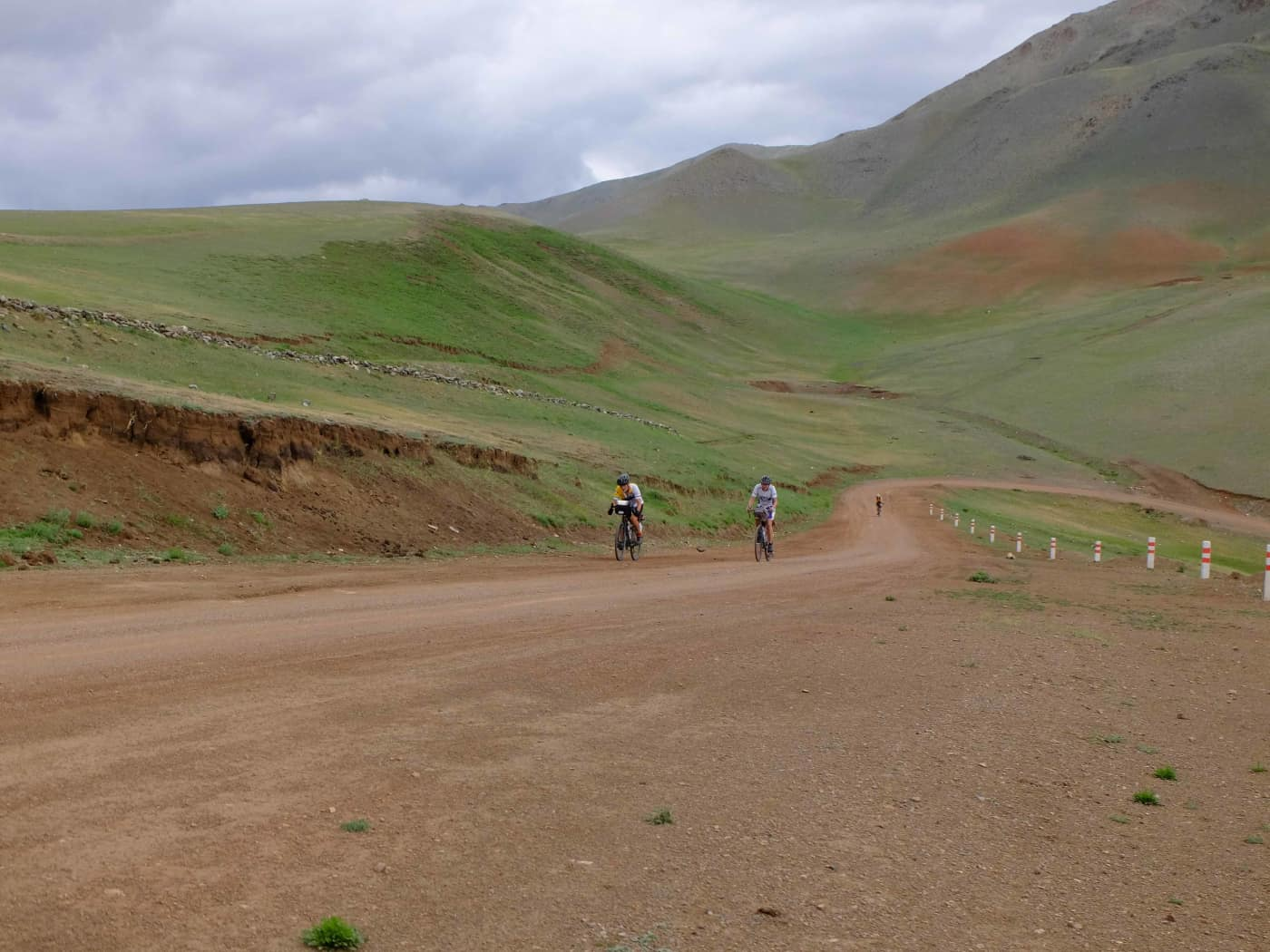 Silk Route | Central Asia bike tour, including China