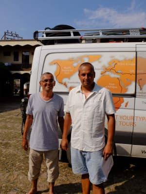 Jose (Left) and Geraldo (Right)