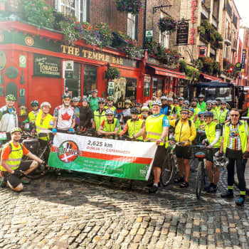 TDA Pub Ride: Bonding Over Beers, Bikes and Banter