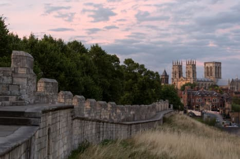 York: Woolly Rhinos, Vikings, Normans & Chocolates - What A Shambles!