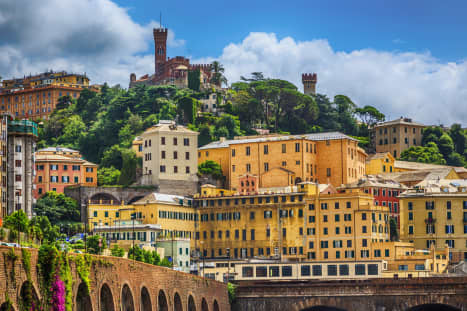36 Hours in Genoa: A Cyclist's Guide