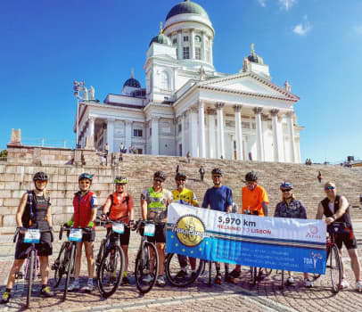 TDA Trans Europa: Starting With The Finnish