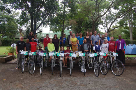 Doing Good, Well: 2019 Tour d'Afrique Rider Fundraising
