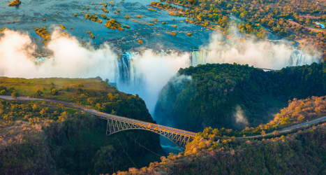 Eight reasons to cycle from Victoria Falls to Cape Town