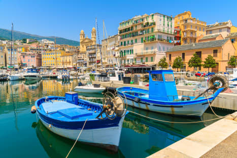 Six excellent reasons to cycle Corsica