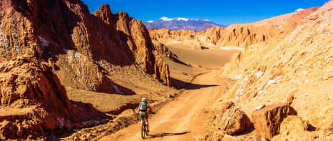 Our Top 10 Blogs For Cycling South America