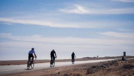 Parts 1 & 2 of our 8-Part video series 'Cycling Cairo to Cape Town'